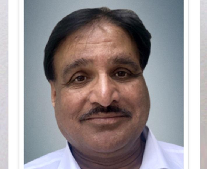 Prof. Manoj Kumar Ram